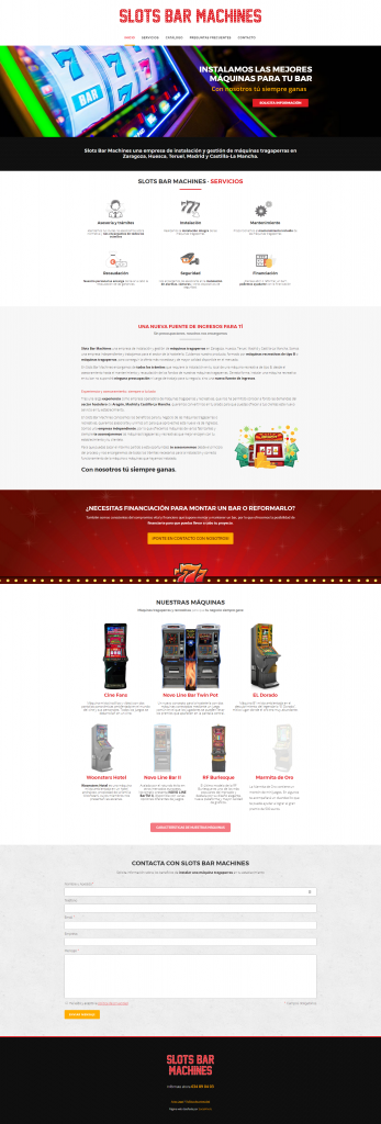 Slots Bar Machines